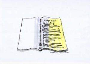 Management Summary schnell schreiben