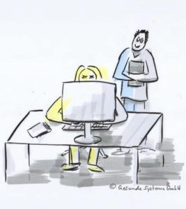 Durch Hospitation die Mitarbeiter im Veränderungsprozess mitnehmen