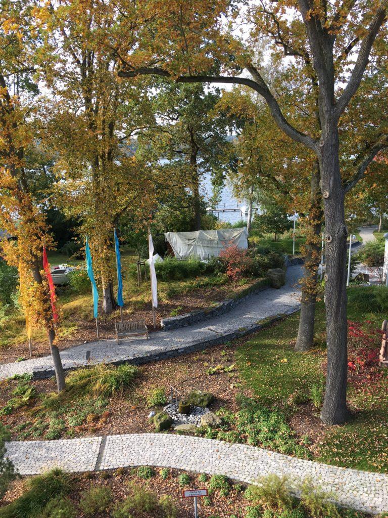 Sukhavati - erstes buddhistisches Zentrum Spiritual Care in Deutschland, in Bad Saarow, direkt am Scharmützelsee