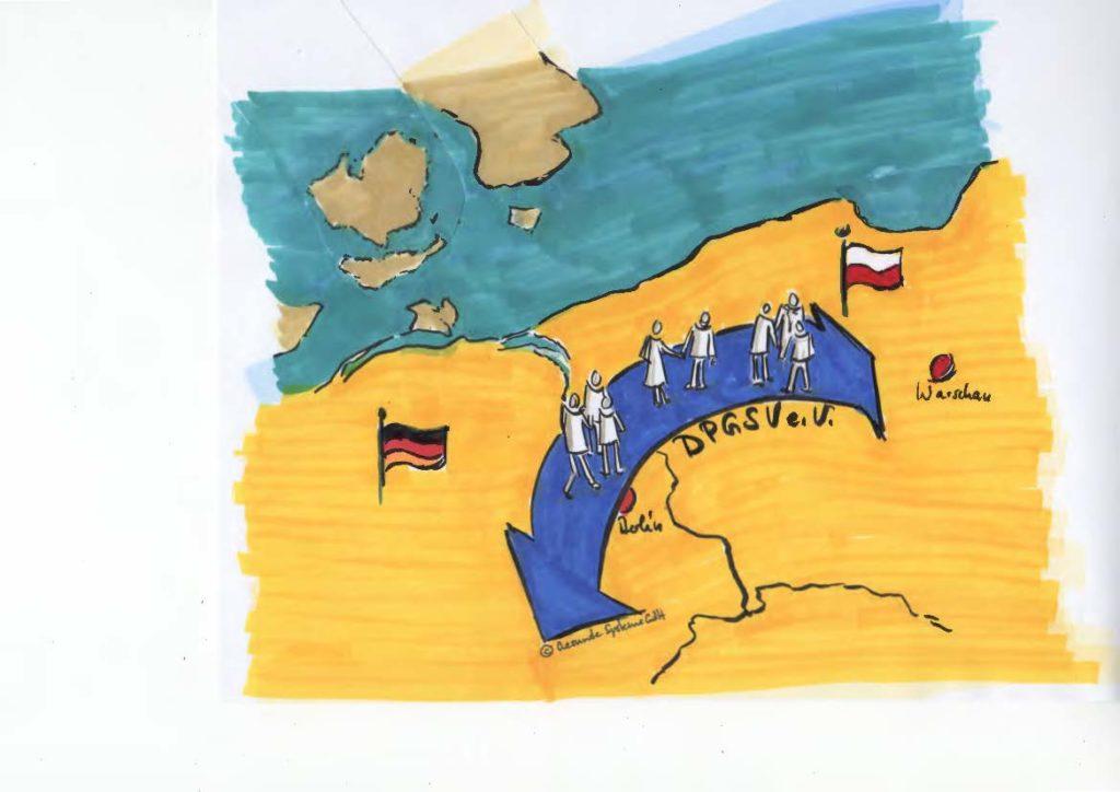 Verbindungen schaffen durch Deutsch Polnischer Gesundheits- und Sozialverband e.V. (DPGSV)
