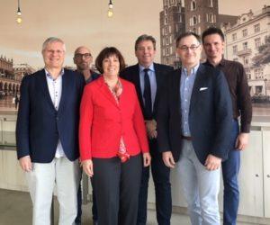 Mitgliederversammlung des DPGSV 2018 in Krakau