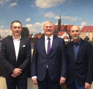 Bestätigter Vorstand des DPGSV e.V. Mai 2019
